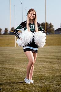 080918 GHS Cheer Team