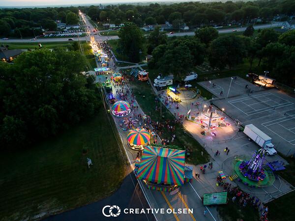 072916 Gretna Days 2016 Carnival