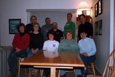 Groupies at N Conway 2009