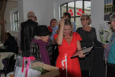 Gunns 60 års fødselsdag.  Foto: Betina Heisz Elmgren