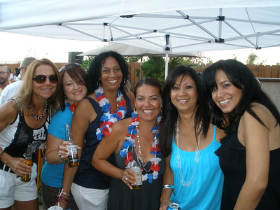 Guzman's 2009 Independance Day Party