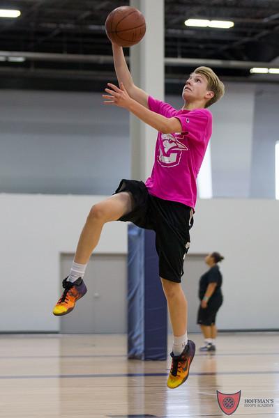 081316 Hoffman's Hoops Academy  Doug McDermott Basketball Camp Omaha