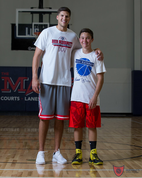 081316 Hoffman's Hoops Academy  Doug McDermott Basketball Camp Omaha
