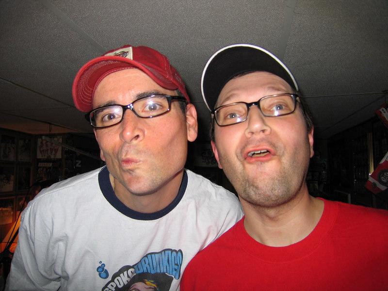 Scott & Jon