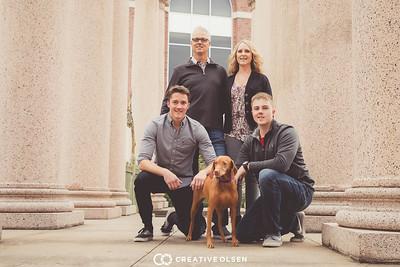 100117 Doug Hailey  Family Portrait Session Creative Olsen