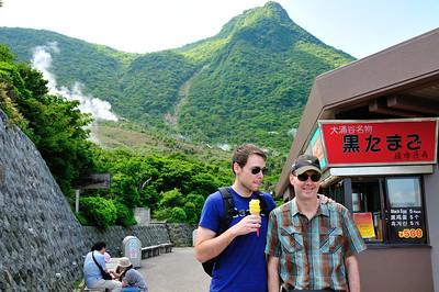 Hakone With Sanders