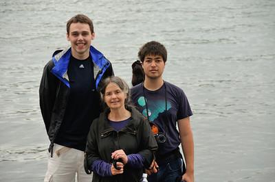 Hakone with Jake and Raymon