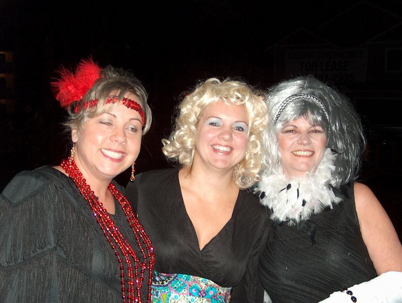 CIndy, Tara, and MJ
