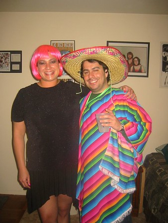 Funky Bitch, Mexican Cousin