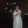 Scott and Sarah - Frankenstein and his bride