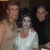 Heidi Klum, Frankenstein's Bride and Tim Gunn