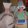 Sarah's parents - Whoopee Cushion and the ATM machine