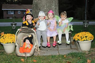 Halloween 2010 Part 1