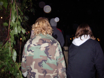 Halloween Haunted Forest - October 21, 2006