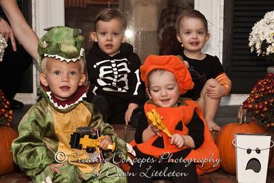 Halloween Playdate
