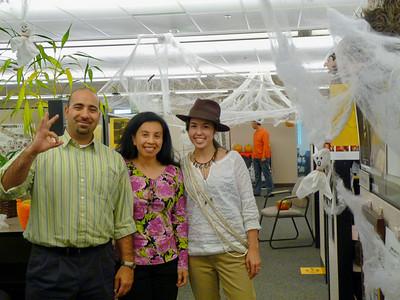 Jamil, Mimi, and Rebecca