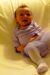 Cambria -- a beautiful purple ballerina