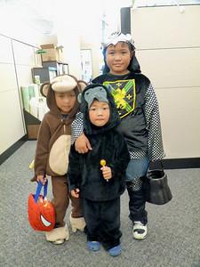 Nora's three sons