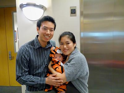 Eric, Monica, and Noah Tsai