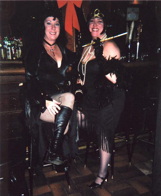 "Sharona, Queen of the Night and ""Velma"""