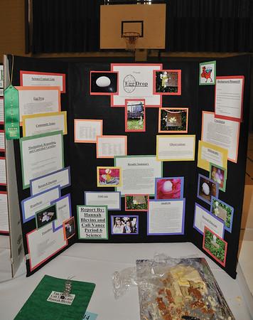 Hannah & Cali Science Fair