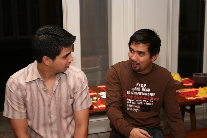 Jhobert and Tito