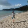 First beach - calm one.