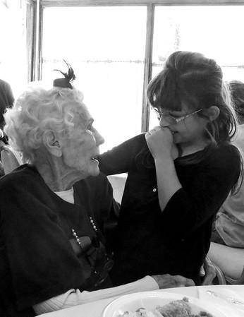 Hazel Walker's 99th Birthday Party