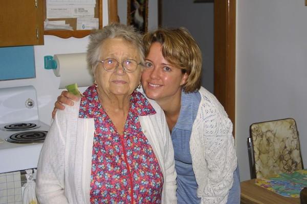 Heather & Nanny