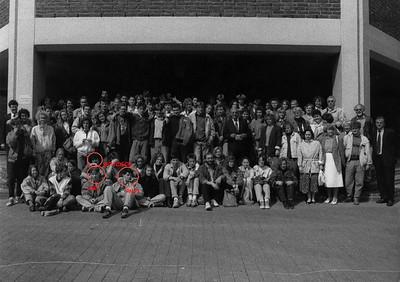 Wesel, 1991 Poland exchange