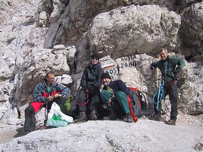 Ebel, Lars, Sigi, Papa - Brenta