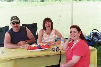 Kevin, Kathy, Jennifer