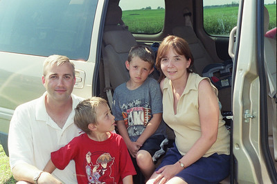 Aaron and Amy's family