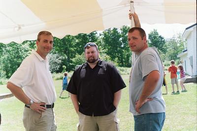 Aaron, Dean and Steve