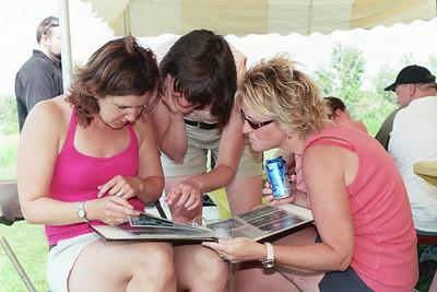 Kary, Kathy and Lisa