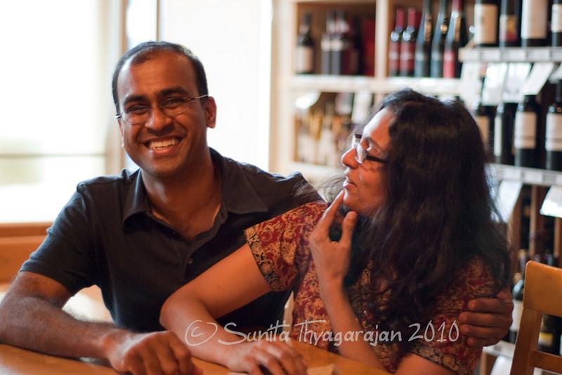 Sashi and Pratima
