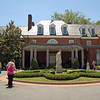 Approaching the Hillwood Estate