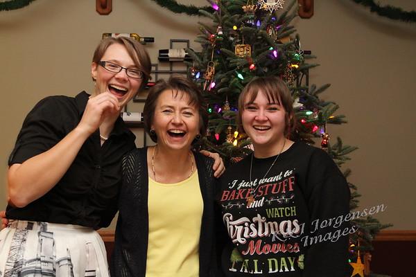 Hofeldt's Christmas Party - Dec 2017