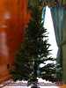 Christmas tree: before.