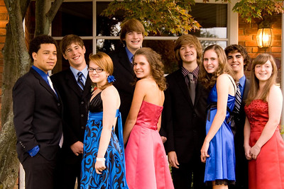 2009  Homecoming Dance