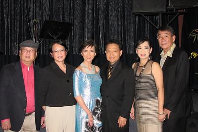 Hop Mat Than Huu Bac & Nam Cali @ Ta Restaurant, Milpitas - Hosted by A/C Lan & Van - June 23, 2013