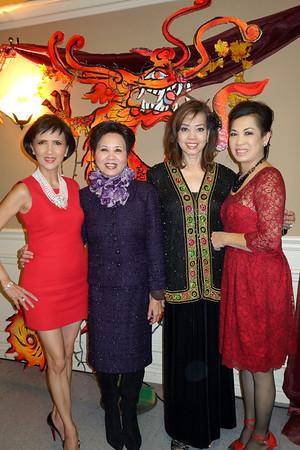 Hop  Mat Than Huu - New Year Celebration July 11, 2015