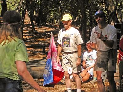 Huddart Park Picnic Fundraiser - Sept 10, 2005
