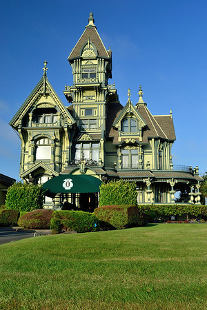 The Carson Mansion.  Thanks, Brian & Laura!!!