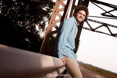 081818 Hunter Chilton Senior Portraits Omaha Nebraska