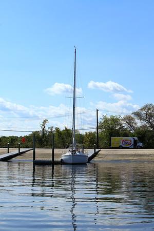 Huntington Bay Boat Trip - Margs.2014.0919