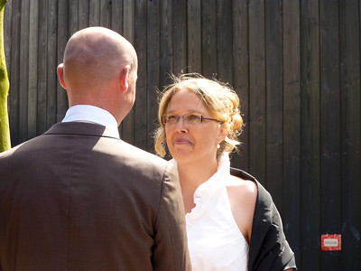Huwelijk Erik en Josita