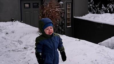 Ian snow day