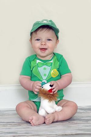 Ian - 7 months!