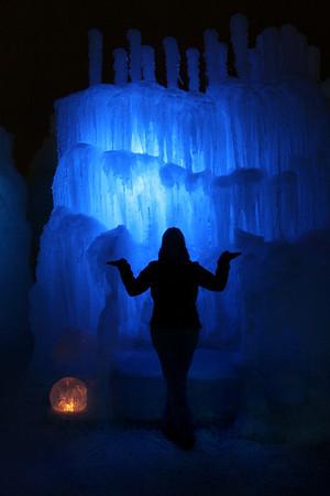 Ice Castles Jan 2013